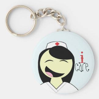 Porte-clés Porte - clé de soin de RN LVN d'infirmière