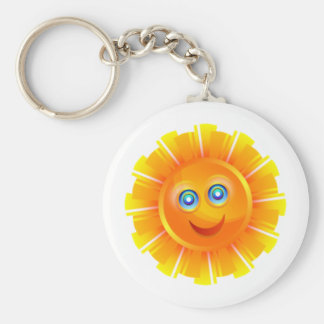 Porte-clés Porte - clé de soleil