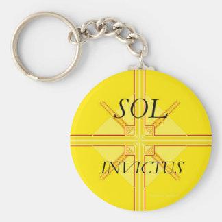 Porte-clés Porte - clé de solénoïde Invictus