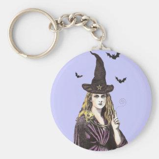 Porte-clés Porte - clé de sorcière
