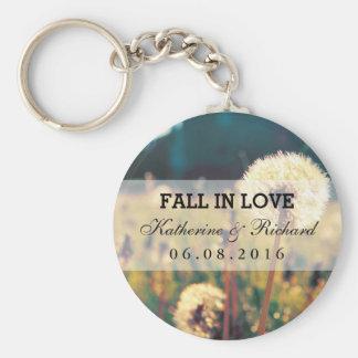 Porte-clés Porte - clé de souvenir de faveur de mariage de