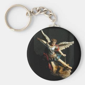 Porte-clés Porte - clé de St Michael de gardien d'ange