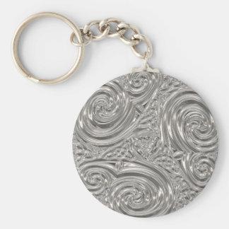 Porte-clés Porte - clé de style de nouveau d'art