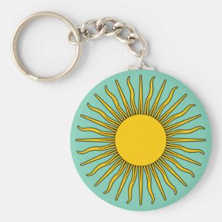 Porte-clés Porte - clé de Sun