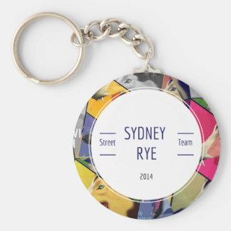 Porte-clés Porte - clé de Sydney Rye