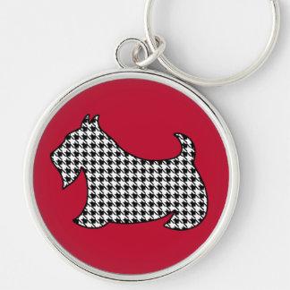 Porte-clés Porte - clé de Terrier d'écossais