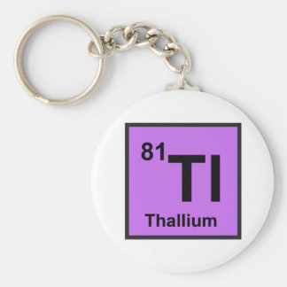 Porte-clés Porte - clé de thallium