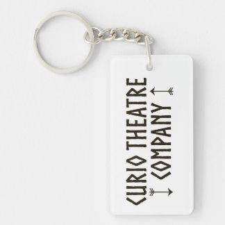 Porte-clés Porte - clé de théâtre de curiosité