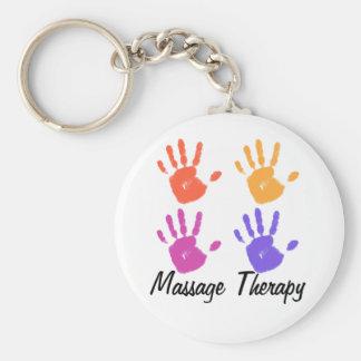Porte-clés Porte - clé de thérapie de massage