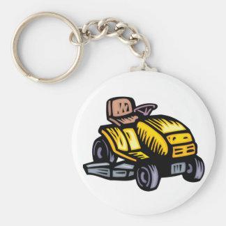Porte-clés Porte - clé de tondeuse à gazon d'équitation