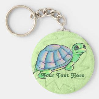 Porte-clés Porte - clé de tortue