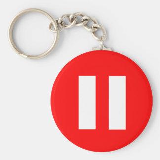 Porte-clés Porte - clé de touche attente