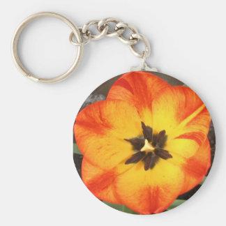 Porte-clés Porte - clé de tulipe