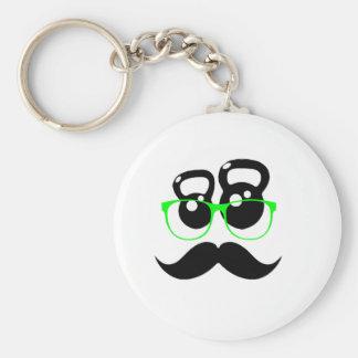 Porte-clés Porte - clé de vert de déguisement de Kettlebell