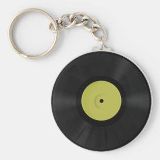 Porte-clés Porte - clé de vinyle