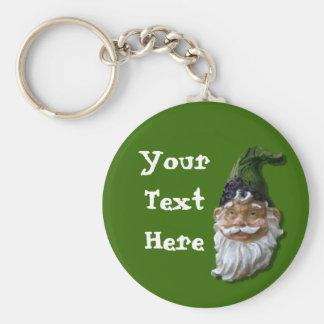 Porte-clés Porte - clé de visage de gnome