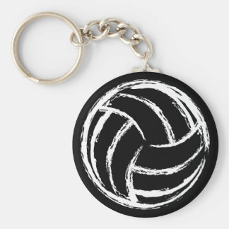 Porte-clés Porte - clé de volleyball