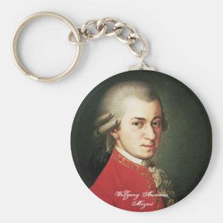 Porte-clés Porte - clé de Wolfgang Amadeus Mozart