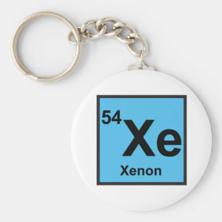 Porte-clés Porte - clé de xénon