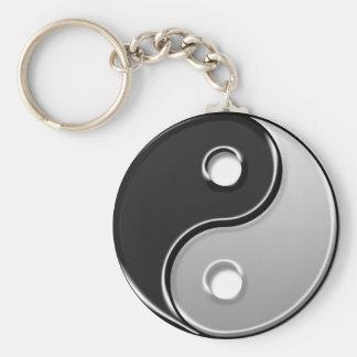 Porte-clés Porte - clé de Yin Yang
