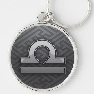 Porte-clés Porte - clé de zodiaque de Balance