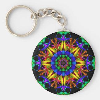 Porte-clés Porte - clé décoratif de mandala
