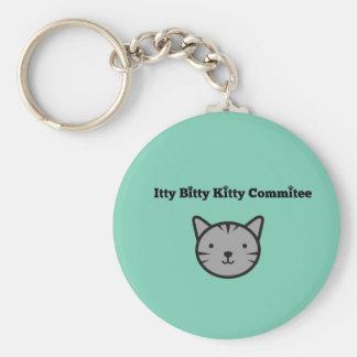 Porte-clés Porte - clé décousu du Comité d'Itty Kitty