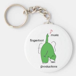 Porte-clés Porte - clé d'éléphant de Fingerfoot
