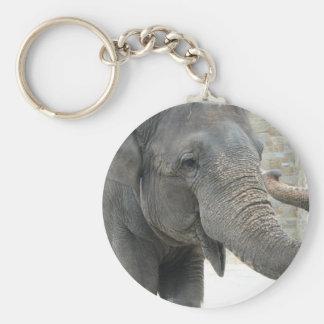 Porte-clés Porte - clé d'éléphant de son de la trompette