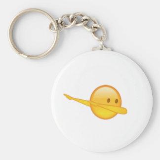 Porte-clés Porte - clé d'emoji de LIMANDE