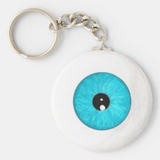 Porte-clés Porte - clé déplaisant de globe oculaire de