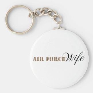 Porte-clés Porte - clé d'épouse de l'Armée de l'Air