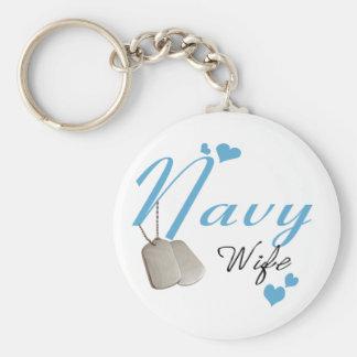 Porte-clés Porte - clé d'épouse de marine