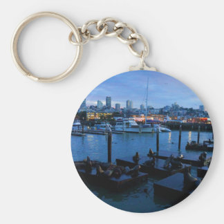 Porte-clés Porte - clé des otaries #7 de la jetée 39 de San