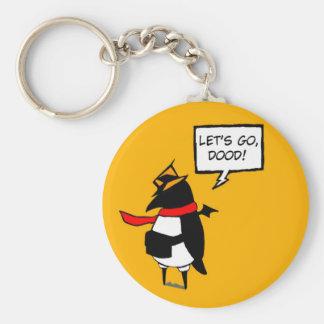 Porte-clés Porte - clé d'ESC de Prinny
