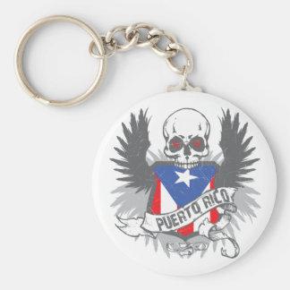 Porte-clés Porte - clé d'étoile de Porto Rico