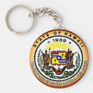 Porte-clés Porte - clé d'Hawaï cinquantième