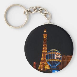 Porte-clés Porte - clé d'hôtel et de casino #2 de Paris Las