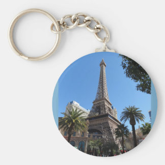 Porte-clés Porte - clé d'hôtel et de casino de Paris Las