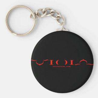 Porte-clés Porte - clé d'icône d'alto