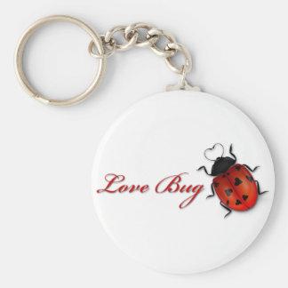 Porte-clés Porte - clé d'insecte d'amour