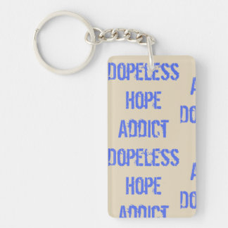 Porte-clés Porte - clé d'intoxiqué d'espoir de Dopeless