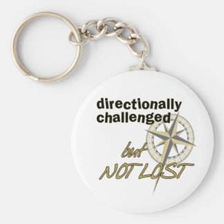 Porte-clés Porte - clé directionnellement contesté