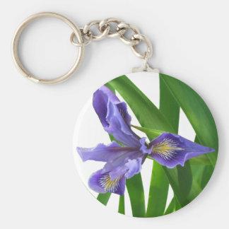 Porte-clés Porte - clé d'iris