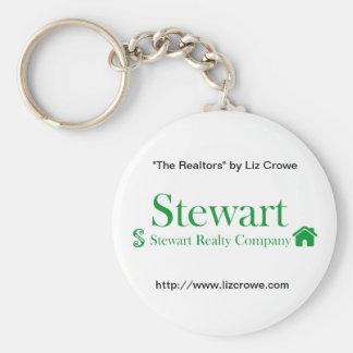 Porte-clés Porte - clé d'objet immobilier de Stewart