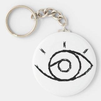 Porte-clés Porte - clé d'oeil de VFD