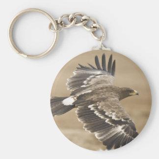 Porte-clés Porte - clé d'oiseau d'Eagle de vol