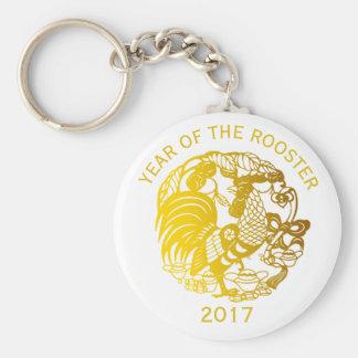 Porte-clés Porte - clé d'or de papercut de l'année 2017