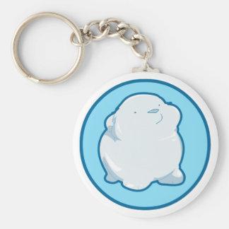 Porte-clés Porte - clé d'ours blanc