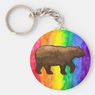 Porte-clés Porte - clé d'ours de Brown